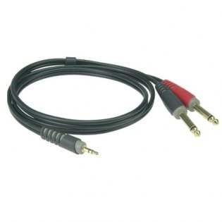 KLOTZ Y Cable 2m