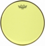 REMO BE-0312-CT-YE Emperor Colortone Yellow Drumhead, 12